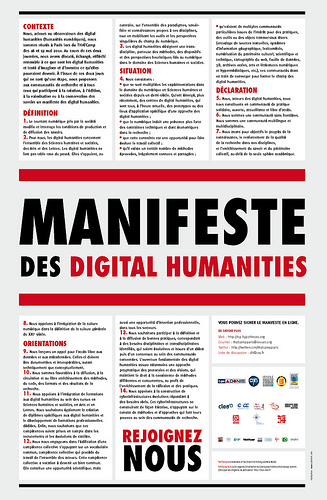 Digital Humanists