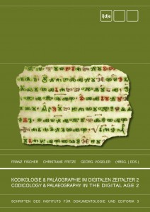 Codicology and Palaeography in the Digital Age, vol. 2