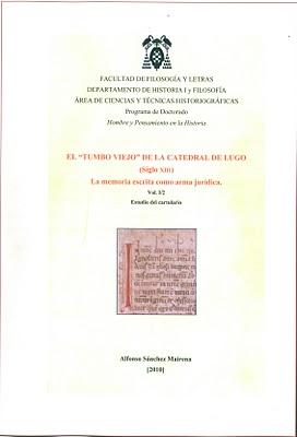 Nuevas aportaciones al estudio de los códices diplomáticos